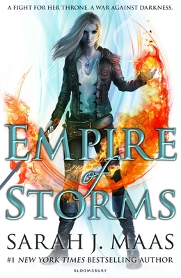 Empire of Storms (#5 Throne of Glass)