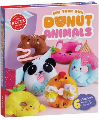 Sew Your Own Donut Animals (Klutz)