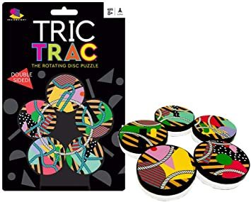 Tric Trac : Rotating Disc Puzzle