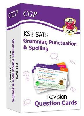 KS2 SATS English Revision Question Cards: Grammar, Punctuation & Spelling (for the 2020 tests)