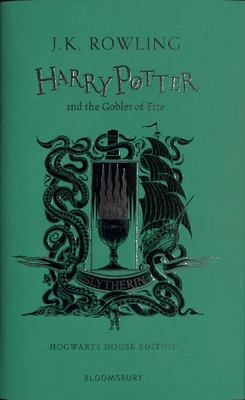Harry Potter and the Goblet of Fire (Slytherin Edition HB)