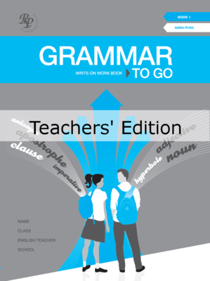 Grammar to Go Book 1 Teachers Answerbook