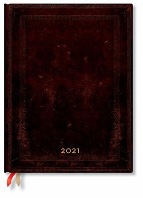2021  Black Moroccan  Bold, Ultra, Business Planner