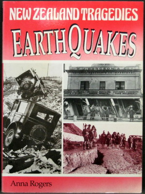 New Zealand Tragedies EarthQuakes