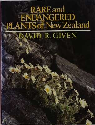 Rare and Endangered Plants of New Zealand