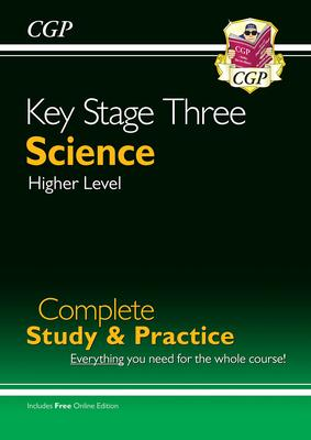 KS3 Science - Complete Revision and Practice