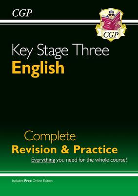 KS3 English Complete Revision and Practice