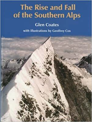 The Rise and Fall of the Southern Alps