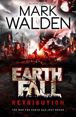 Retribution (Earthfall #2)