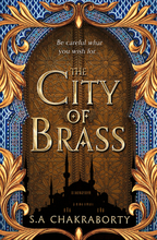 Homepage the city of brass
