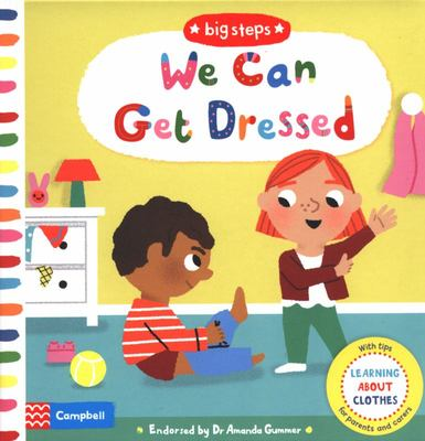 We Can Get Dressed - Learning about Clothes