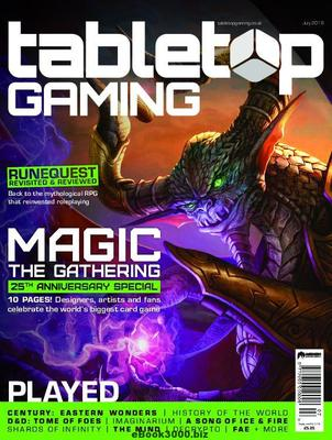 Warners Group Publications - Tabletop Gaming Magazine - July 2018