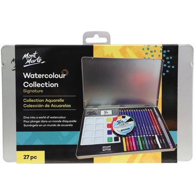 MM Watercolour Collection 27pc MMGS0030