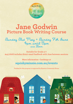 Jane Godwin Picture Book Writing Course