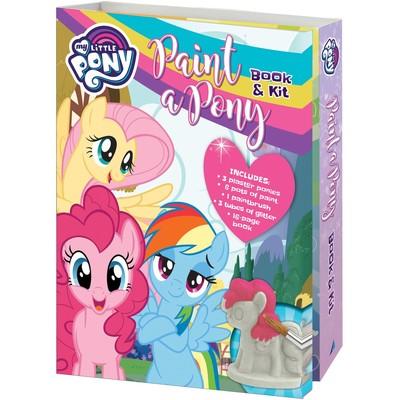 My Little Pony Book & Kit