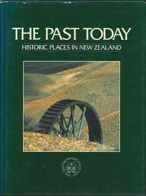 The Past Today Historic Places in New Zealand