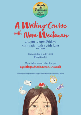 A Writing Course  with Nova Weetman