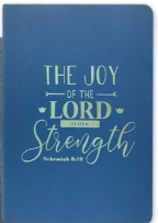 Journal Joy Of The Lord Twotone Flexcover