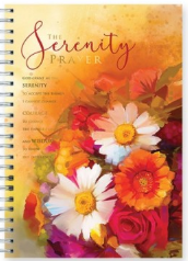 Journal Serenity Prayer Wirebound