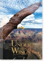 Journal Under His Wings Hardcover