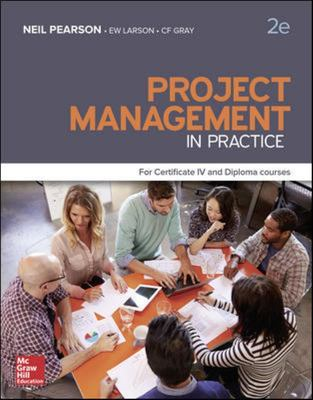 Pack Project Management in Practice for Certificate IV and Diploma 2e (includes Connect, LearnSmart)