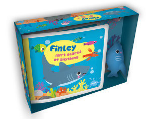 Finley Isn't Scared of Anything (Bath Book)