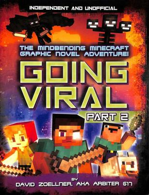 Going Viral - The Mindbending Minecraft Graphic Novel Adventure (Part 2)