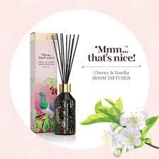MTN Sweet Orange & Glove Room Diffuser