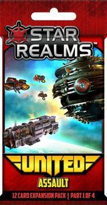 Star Realms United Assasult Expansion