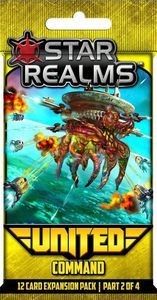 Star Realms United Command Expansion