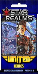 Star Realms United Heroes Expansion