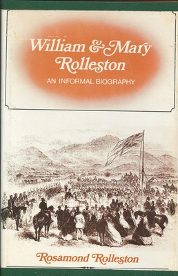 William & Mary Rolleston An Informal Biography