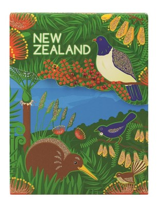 NZ Note Pad