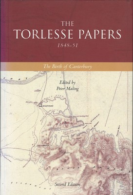 The Torlesse Papers 1948-51 The Birth of Canterbury