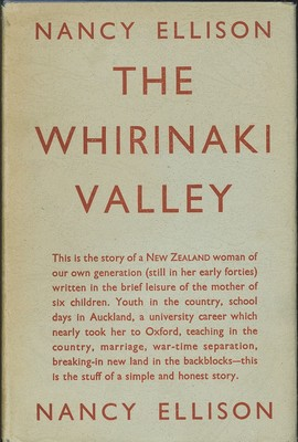 The Whirinaki Valley