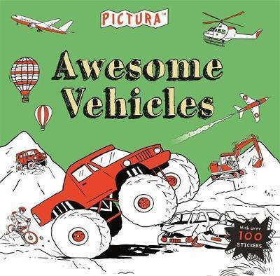 Pictura Puzzles: Awesome Vehicles