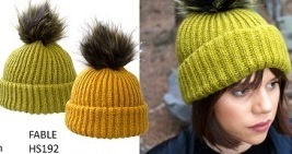 fable beanie assorted