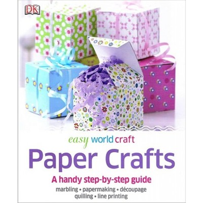DK Easy World Craft - Paper Crafts