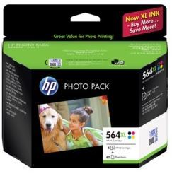 Hp 564XL Photo Pack Combo