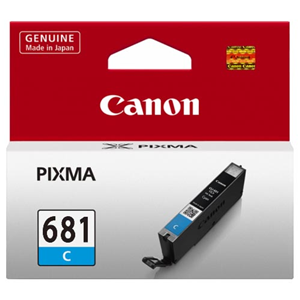 Canon Ink CLI651COCN Cyan
