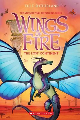 The Lost Continent (Wings of Fire #11)