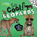 So Cool ! Leopards