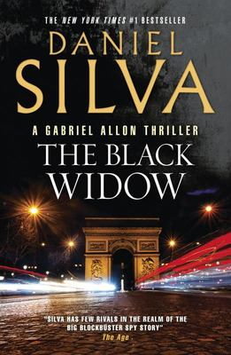 The Black Widow (#16 Gabriel Allon)