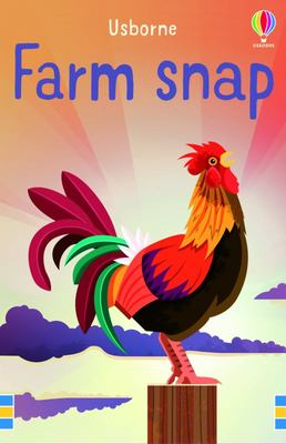 Farm Snap (Usborne Snap)