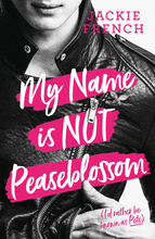Homepage my name is not peaseblossom
