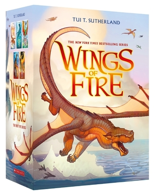 Wings of Fire Boxed Set Volumes 1-5