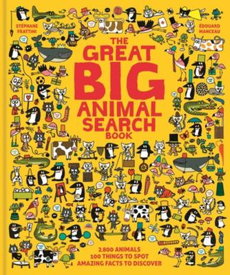 The Great Big Animal Search Book