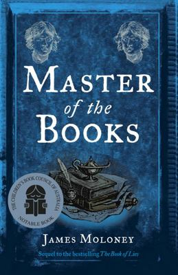 POD Master Of The Books (Book of Lies #2)