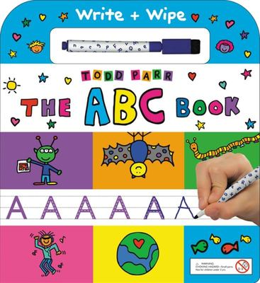 The ABC Book - Write + Wipe