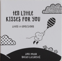 Homepage ten little kisses for you book books